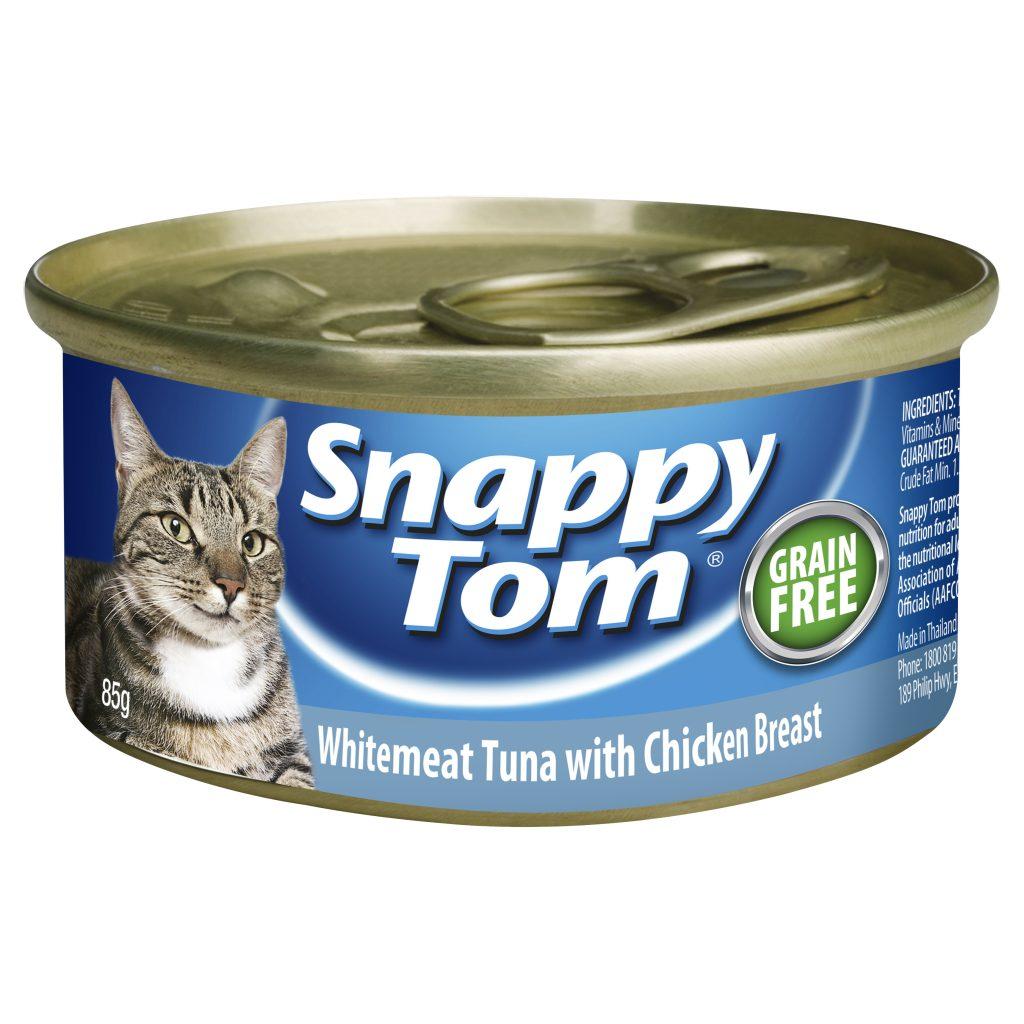 Safcol Cat Food