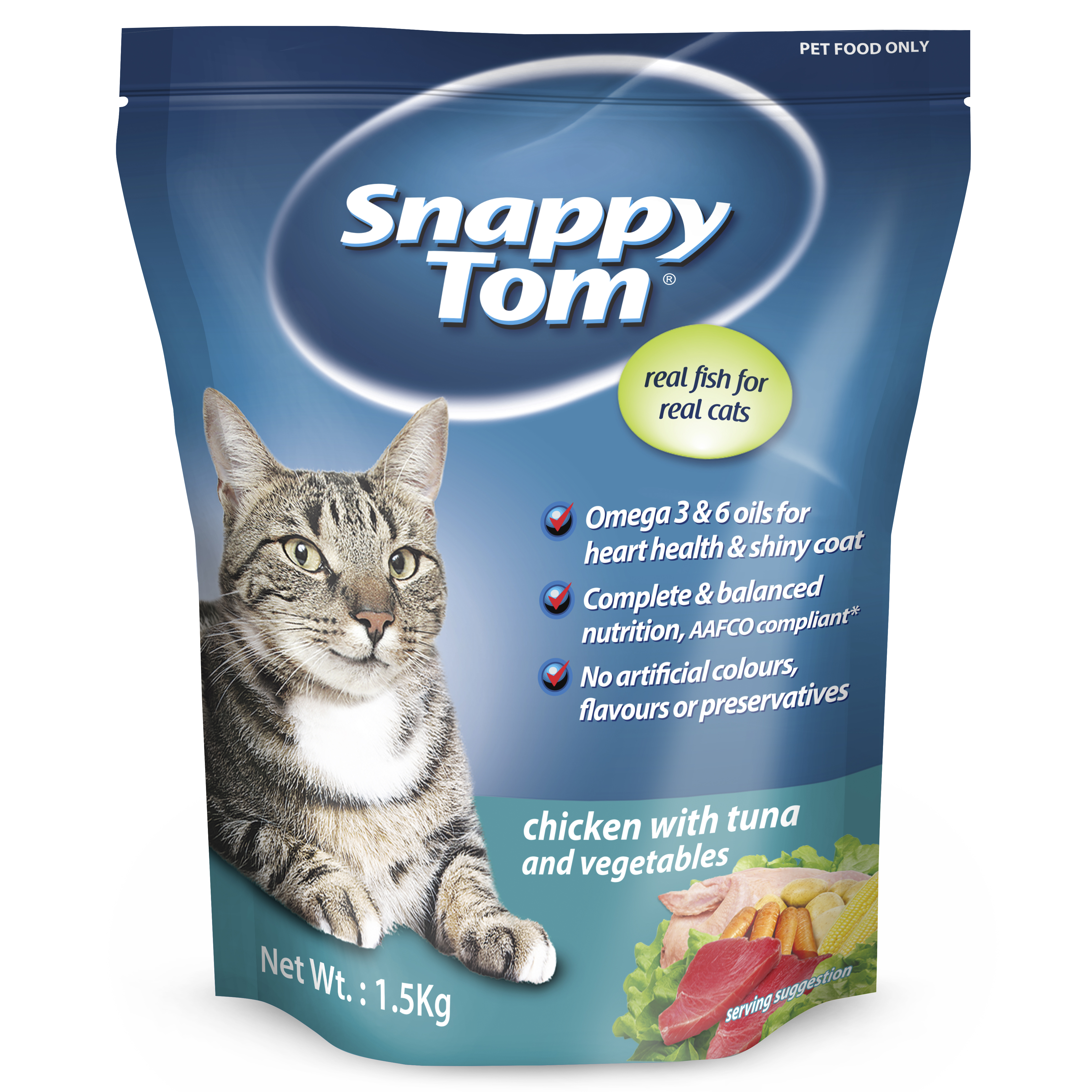 Dry Cat Food With Meat And No By Products