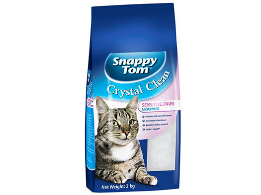 Paws Cat Litter Unscented