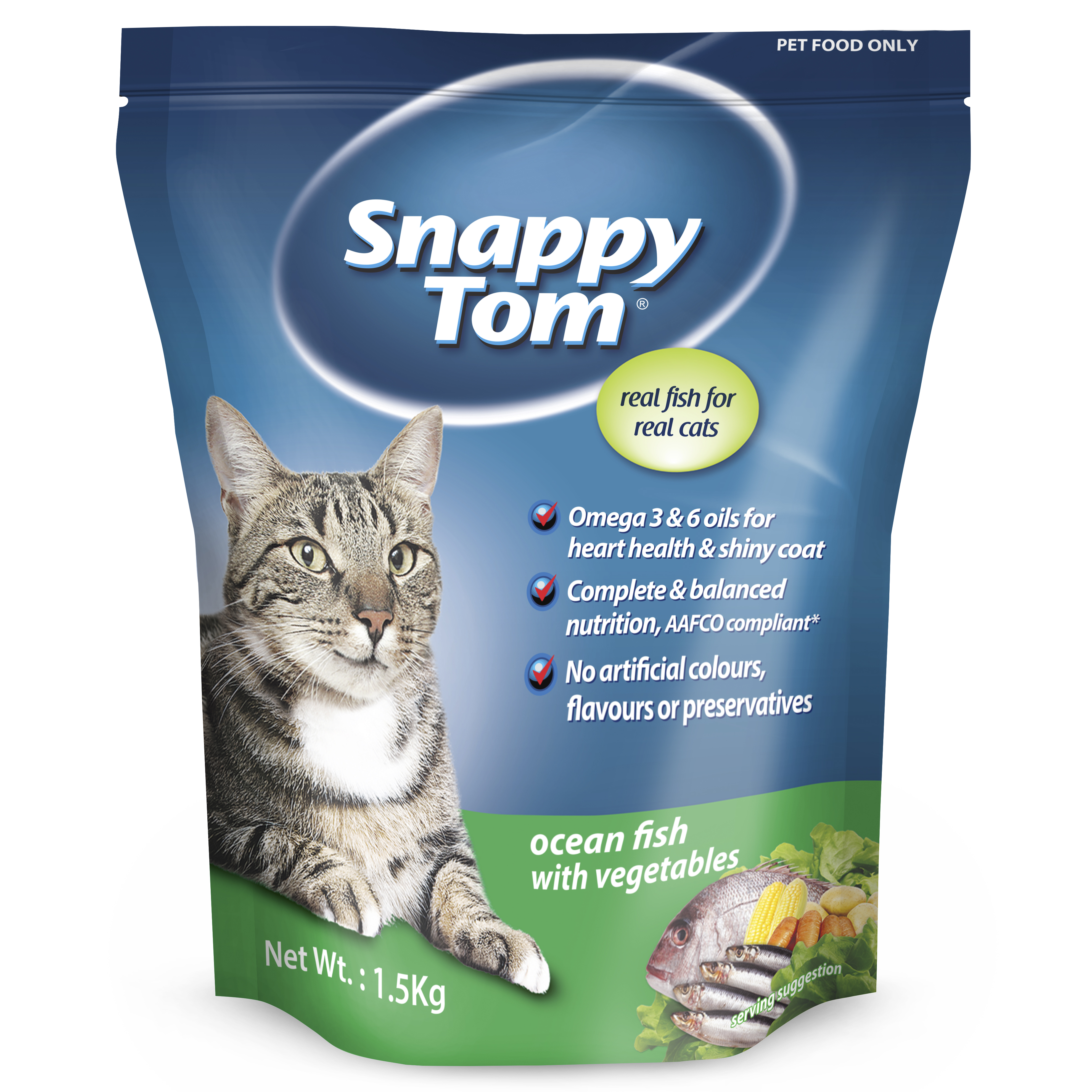 High Meat Protein Cat Food