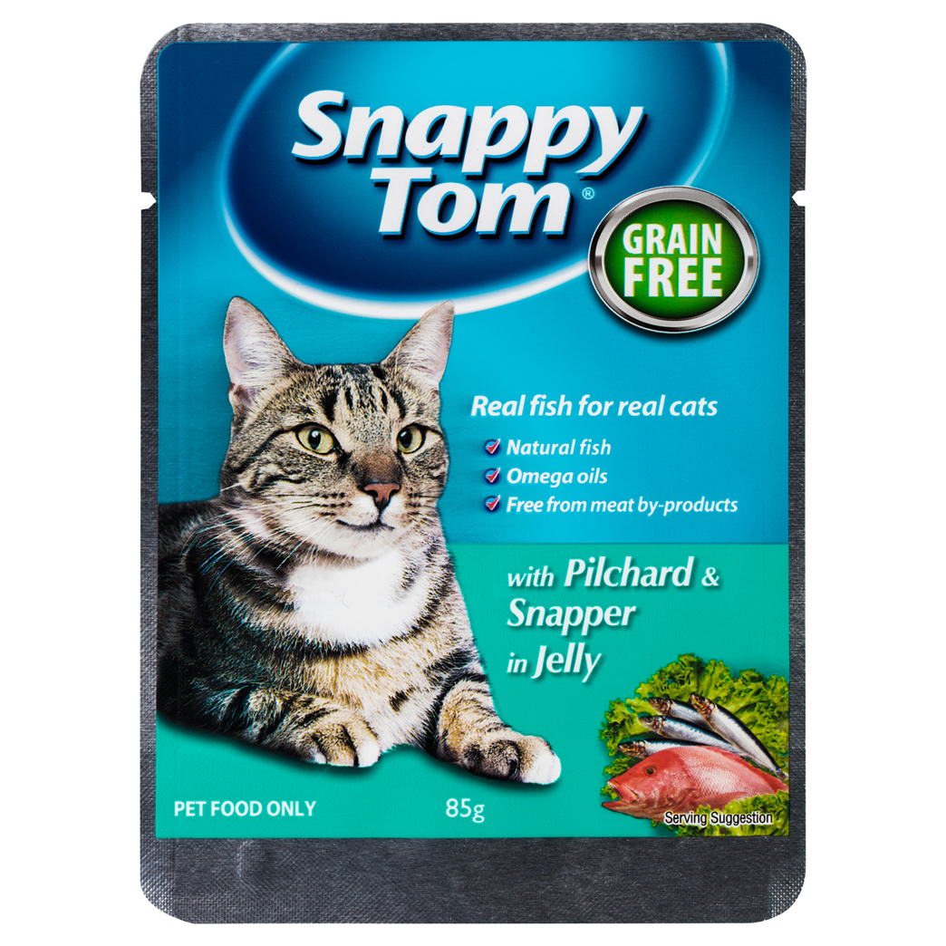 Snappy-Tom-With-Pilchard-&-Snapper-in-Jelly-85g